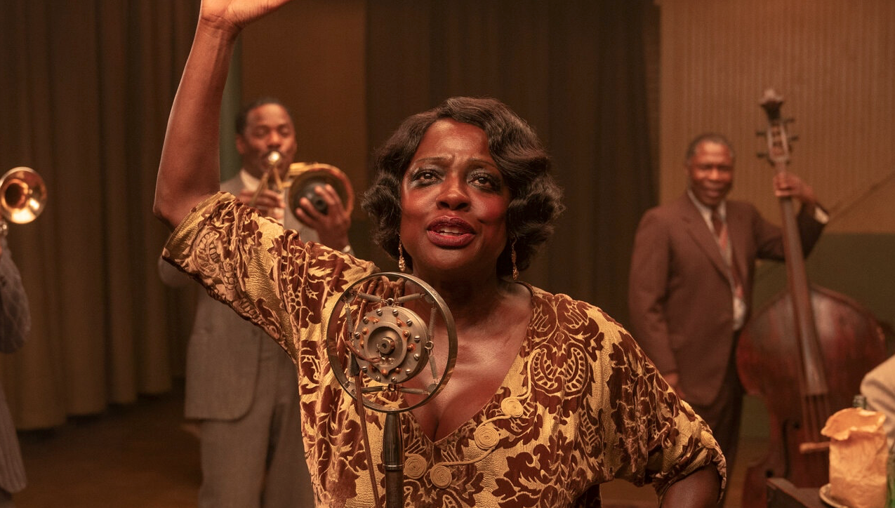 Ma Rainey Rises to the Top